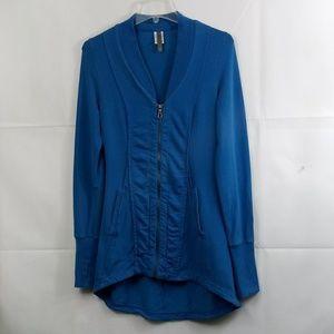 XCVI zip up jacket